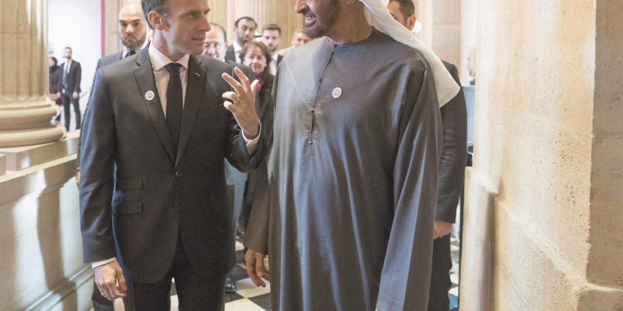 سفر ولیعهد ابوظبی به پاریس؛ تاکید بر همکاری و نزدیکی میان امارات و فرانسه