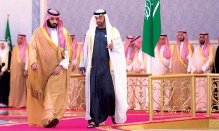 آغاز سفرهای منطقهای ولیعهد سعودی