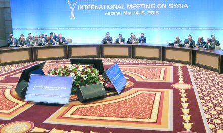 اوضاع ادلب و شکلگیری کمیته «قانون اساسی» در راس برنامههای نشست آستانه