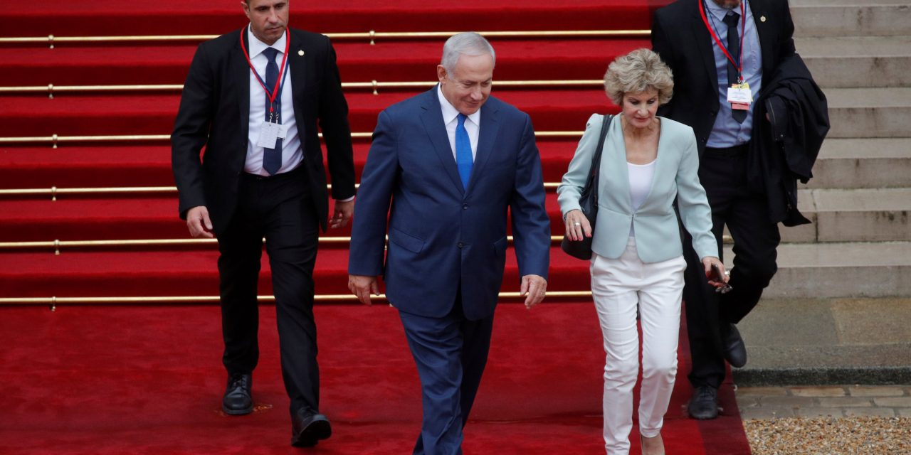 نتانیاهو ایده ایجاد اتحاد بینالمللی علیه ایران را در پاریس مطرح میکند