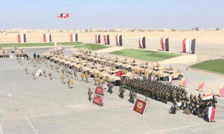 آغاز رزمایش «سپر عربی ۱» در مصر