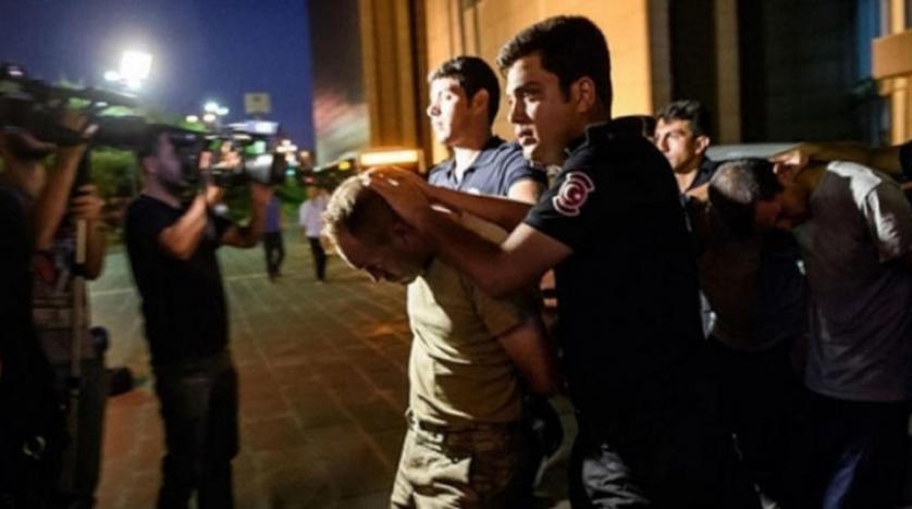 موج جدید بازداشت نظامیان به تهمت ارتباط با گولان در ترکیه