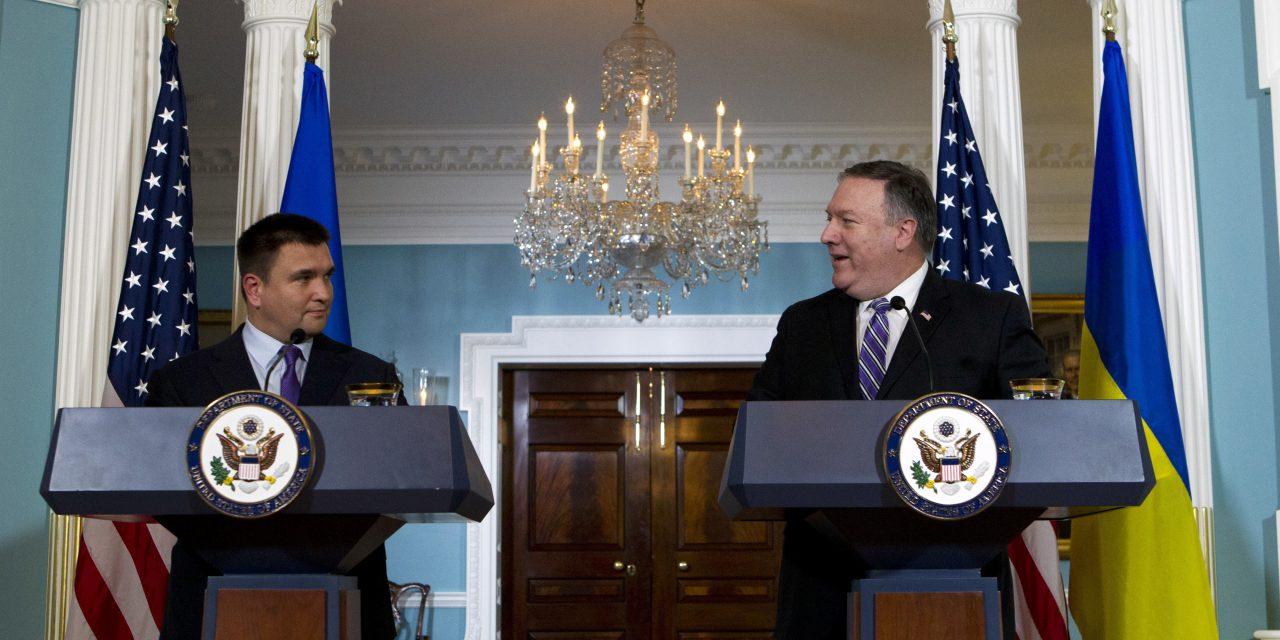 وعده آمریکا به اوکراین: با خط لوله انتقال گاز از روسیه به آلمان مقابله می کنیم
