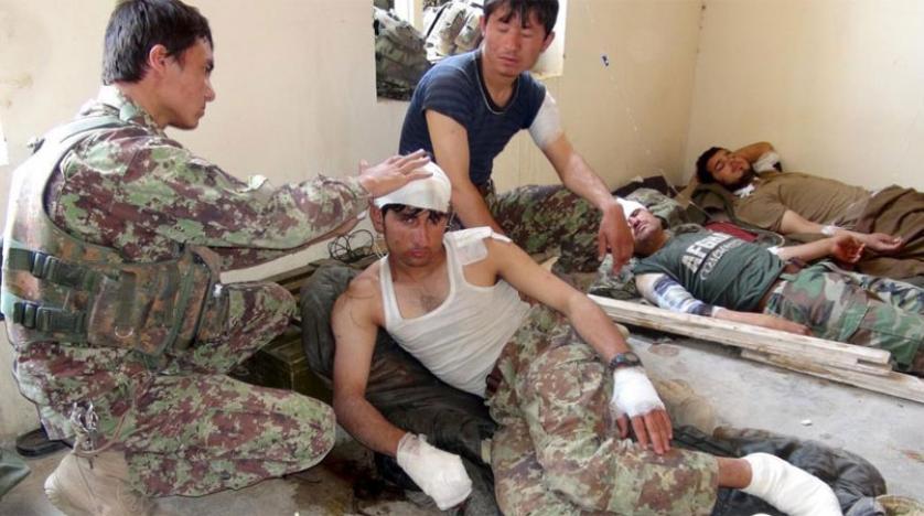 ۳۰ هزار نظامی افغانی در سه سال گذشته کشته شدند