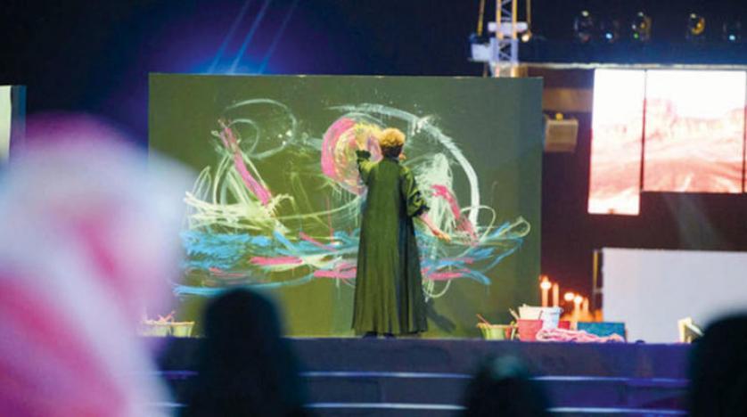 شکوفایی هنرها در ریاض از موسیقی کلاسیک تا خوشنویسی عربی
