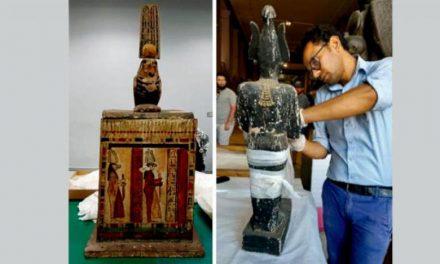 برنامه های ویژه در سالروز کشف مقبره توت عنخ آمون پادشاه مصر باستان