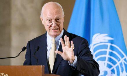 ۵ شرط احیای امیدهای دی میستورا برای تشکیل کمیته قانون اساسی سوریه