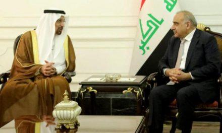 وزیر انرژی سعودی برای بررسی ثبات بازارهای جهانی به عراق رفت