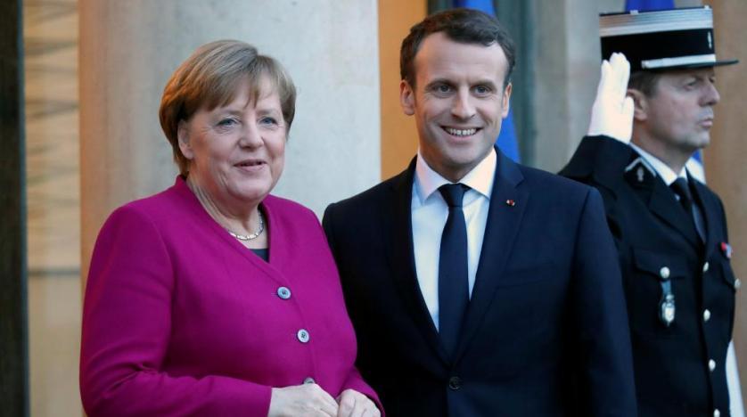 خروج تدریجی مرکل از صحنه سیاسی، رئیسجمهور فرانسه را تضعیف میکند
