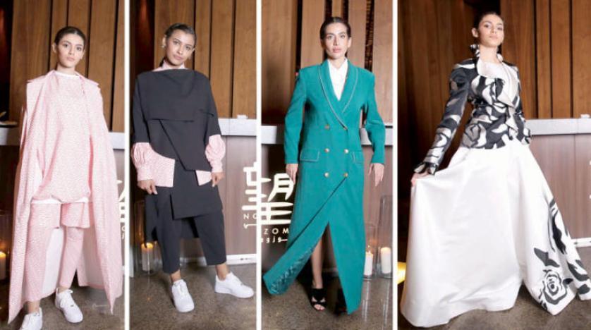 طراحان زن سعودی در نمایش لباس ریاض خوش درخشیدند