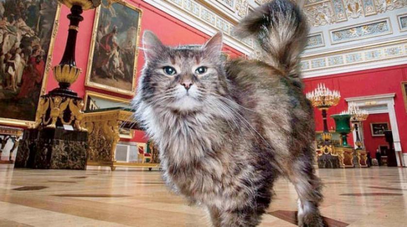 ماجراجویی گربههای آرمیتاژ در اوپرای «نگهبانان قصر»