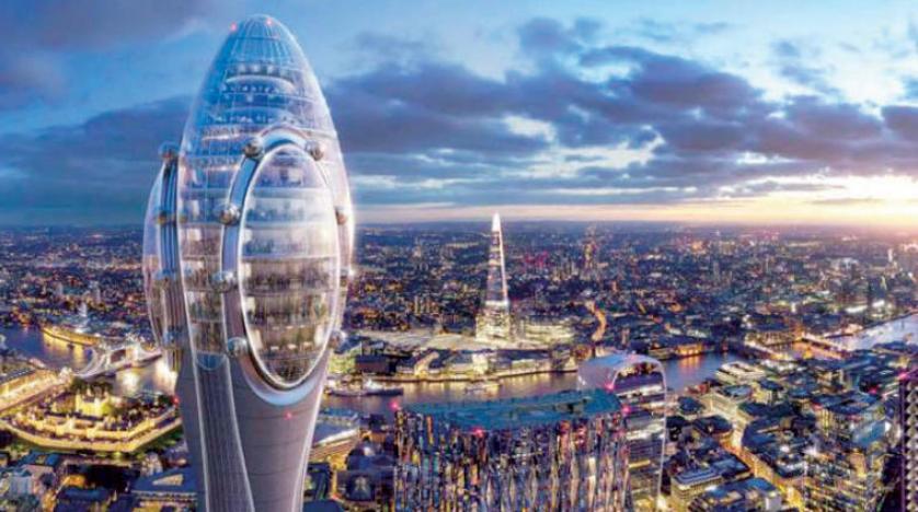 برج تولیپ که با هدف جذب گردشگر طراحی شده در معرض انتقاد قرار دارد