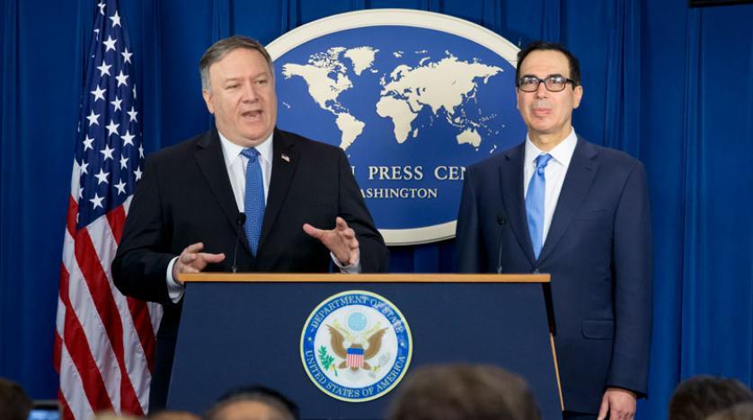"""فهرست تحریم های جدید آمریکا اعلام شد؛ تهران """"قلدرمآبی"""" واشنگتن را محکوم کرد"""