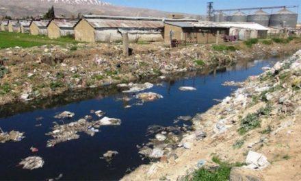 ۷۹ کارخانه آلاینده رودخانه لیطانی در لبنان تعطیل میشوند