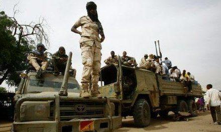 وعده ارتش سودان برای توقف شورشها و تسلط بر مناطق کشور