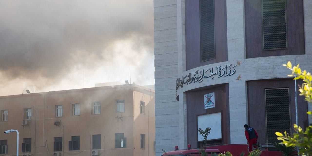 شورای امنیت و انگلیس حمله «داعش» به پایتخت لیبی را محکوم کردند