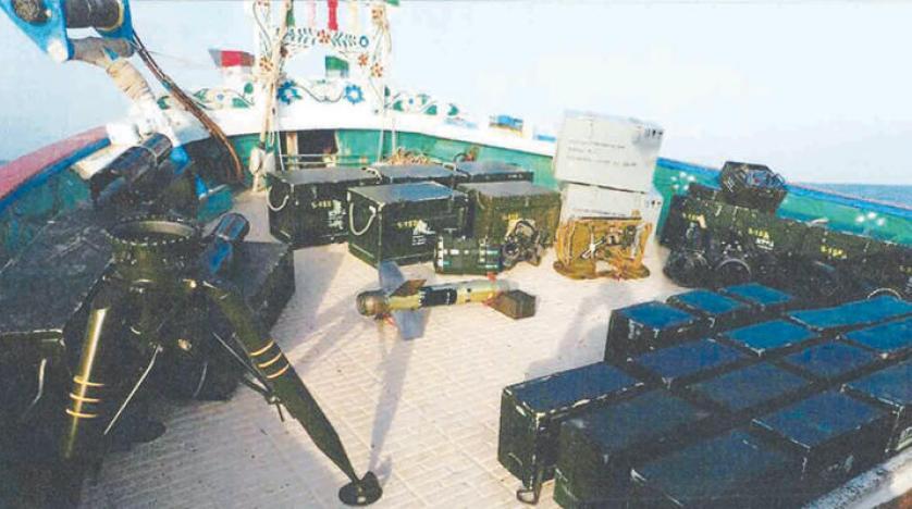 ۱۳ کشتی ایرانی طی ۳ سال گذشته در آبهای یمن توقیف شدند