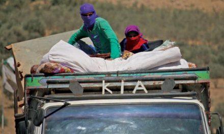 ۲۸ هزار سوری از اردن به کشورشان بازگشتند