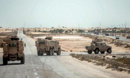 «تروریستهای سینا» هم آموزش نظامی دیدهاند هم با پهباد جاسوسی کردند