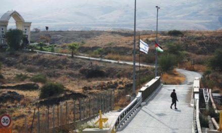 توافق جدید اردن و اسرائیل دربارهٔ «کانال بحرین»