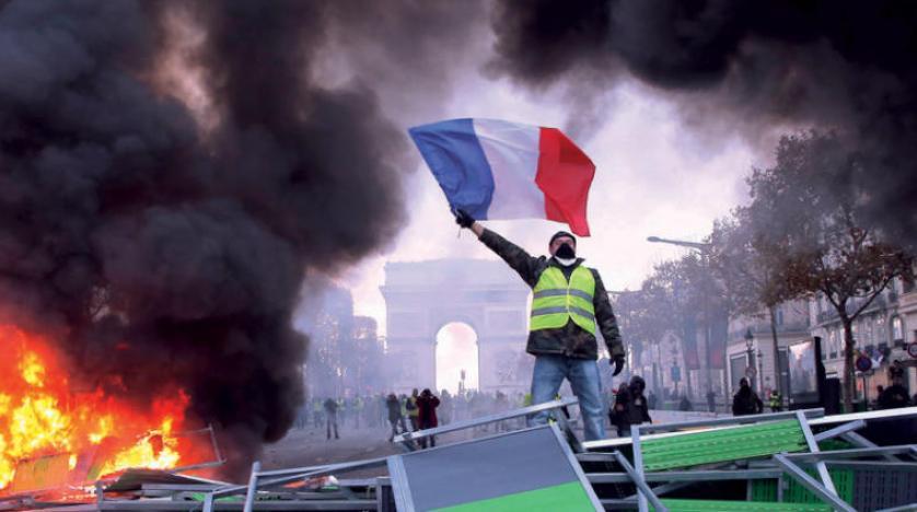 ۲۰۱۹ در فرانسه: ۴ چالش مهم داخلی و خارجی