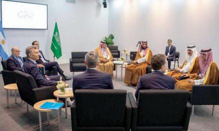 سعودی به کمیته سه جانبه درگروه بیست پیوست