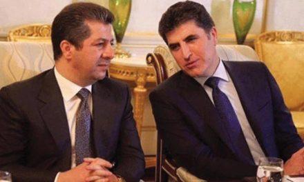 سکان رهبری کردستان عراق در دست نسل سوم بارزانی ها