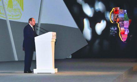 سیسی: مصر گامهای بسیاری را در مسیر اصلاحات برداشته است