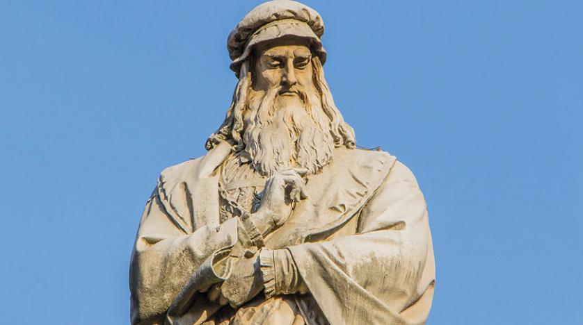آمادگی ایتالیا برای جشن پانصدمین سال درگذشت داوینچی