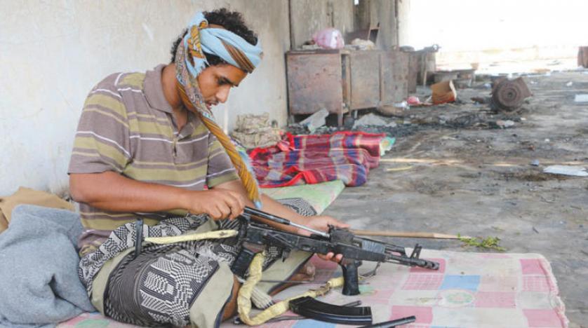 افزایش عملیات نظامی شبه نظامیان حوثی در ۵ محور