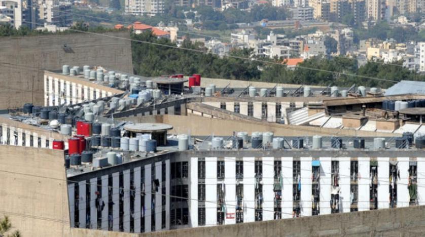 زندانیان زندان رومیه لبنان در دو بند تنگ و کوچک از خواب محرومند