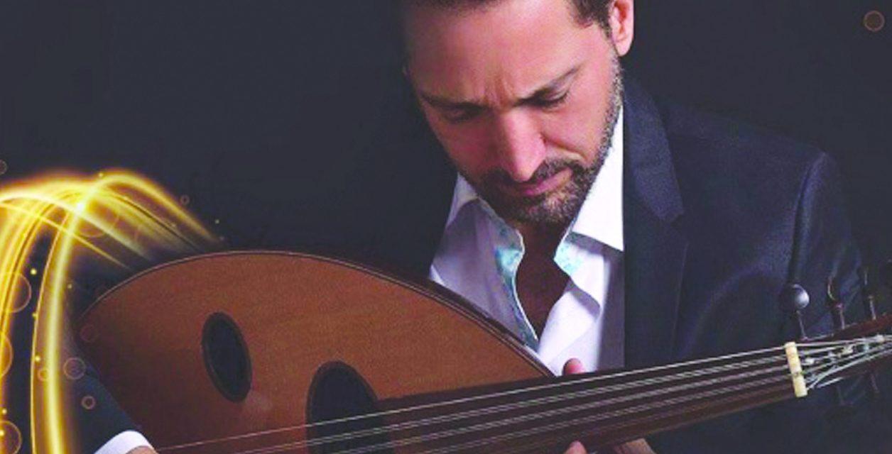 نصیر شمّه «ارکستر عود» را برای اولین بار در سعودی رهبری میکند