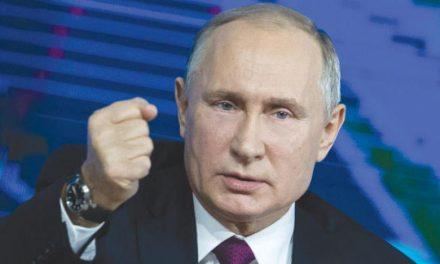استقبال پوتین از «گام درست» ترامپ در سوریه