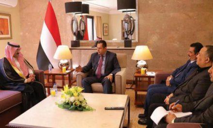 آل جابر: به حمایت خود از دولت یمن برای مقابله با حوثیها ادامه میدهیم