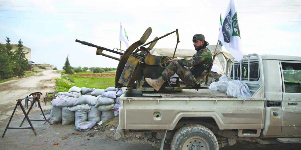 ترکیه: عملیات شرق فرات نزدیک است