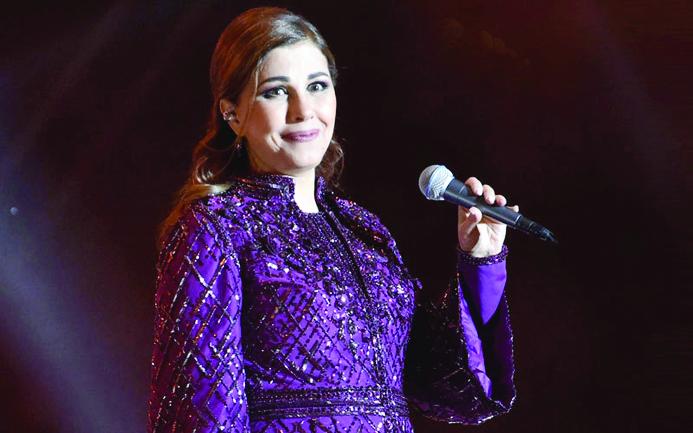 طنین صدای ماجده الرومی در العلا؛ با حضور رسمی برجسته از سعودی و لبنان