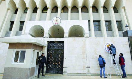 سفارتخانه امارات پس از ۸ سال در سوریه بازگشایی شد