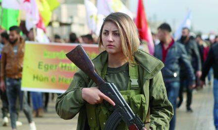 ارتش سوریه در پی درخواست کُردها وارد منبج شد