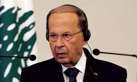 رئیسجمهور لبنان: شمار قربانیان مواد مخدر بیش از شهدای جنگ ۳۳ روزه است