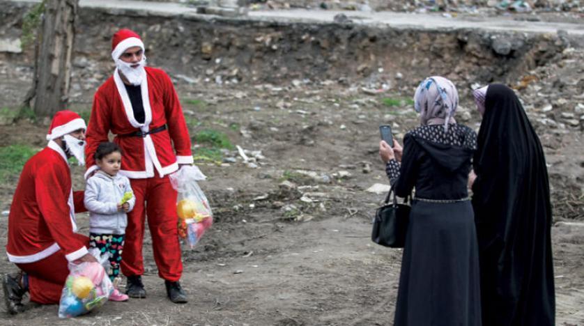 فتواهای تحریم جشن کریسمس خشم مردم عراق را برانگیخت
