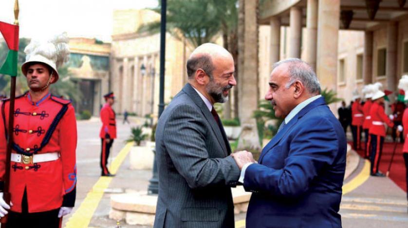 آغاز مرحله جدید همکاری سیاسی، امنیتی و اقتصادی عراق و اردن