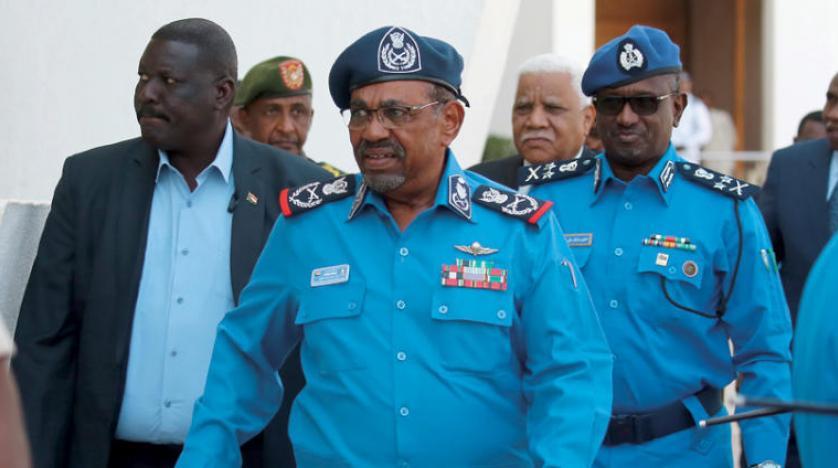 آماده باش نیروهای امنیتی سودان در شامگاه دعوت به تجمع در حوالی قصر ریاست جمهوری
