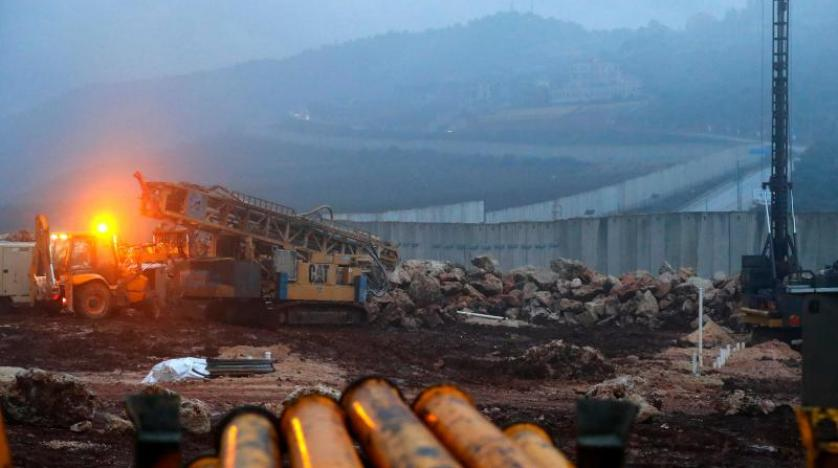 بعد از تخریب تونلهای حزبالله، اسرائیل عملیات حفاری را متوقف کرد