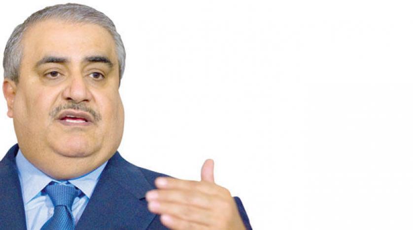 خالد بن احمد: از حاکمیت سوریه حمایت میکنیم