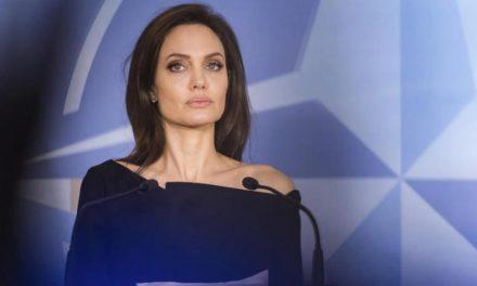 آنجلینا جولی وارد سیاست میشود