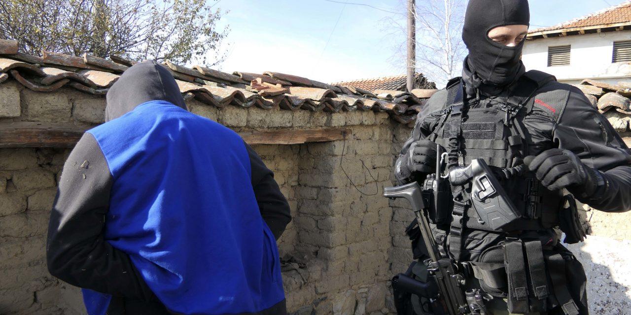 کشف انبار مهمات بزرگ در بلغارستان؛ دو ایرانی دستگیر شدند