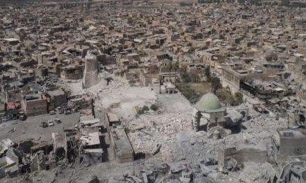 خشم اهالی موصل از تسخیر مسجد «ارقم» از سوی «حشد الشعبی»
