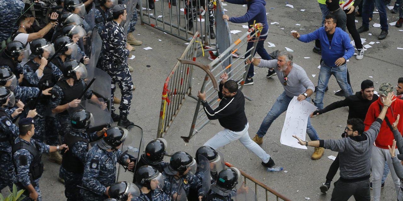همگام با «جلیقه زردها»؛ فراخوان لبنانیها برای تظاهرات خیابانی