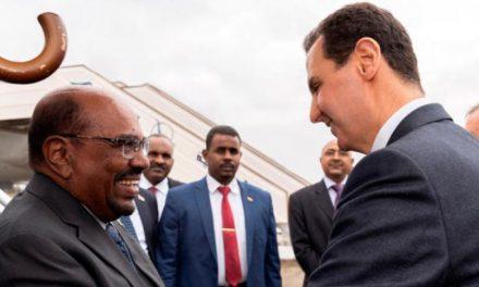 توافق البشیر و اسد بر روشی جدید برای روابط کشورهای عربی