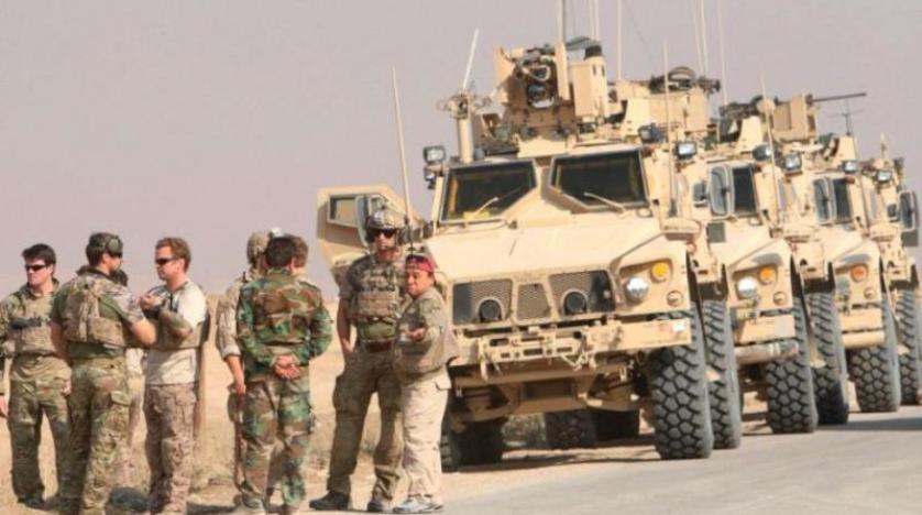 اطمینان خاطر واشنگتن به بغداد دربارهٔ خروج از سوریه